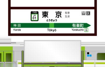 東京駅の喫煙所を把握しておこう