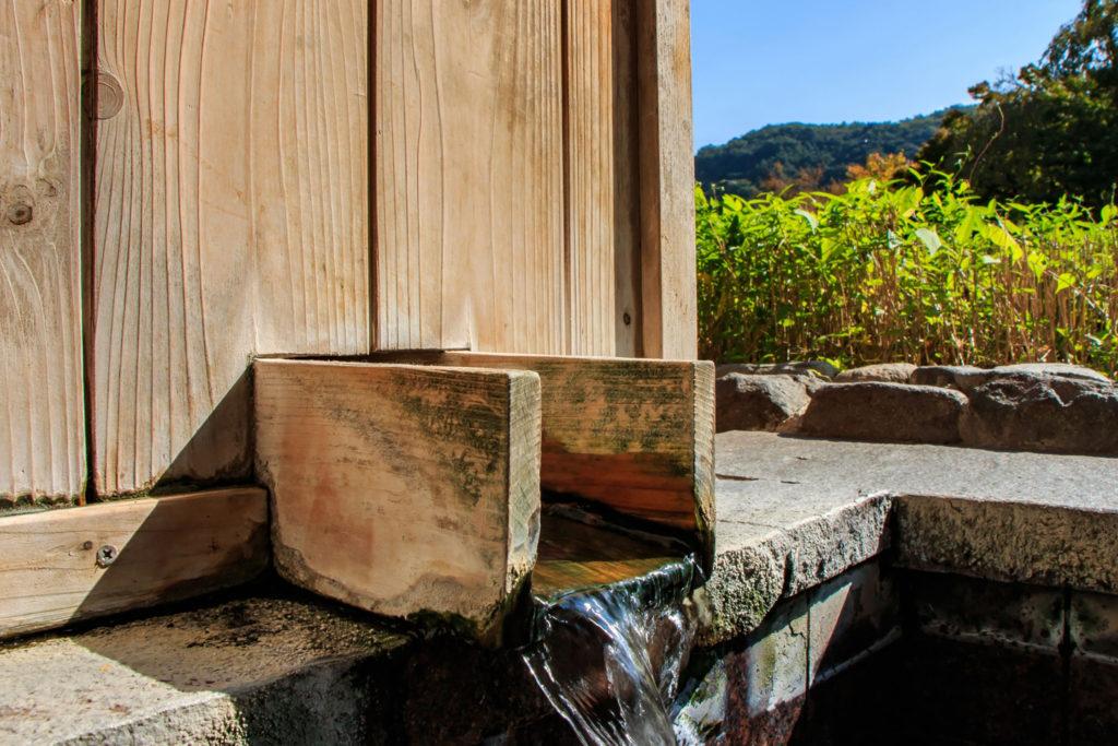 伊豆旅行で温泉情報共有マップくんを使った体験
