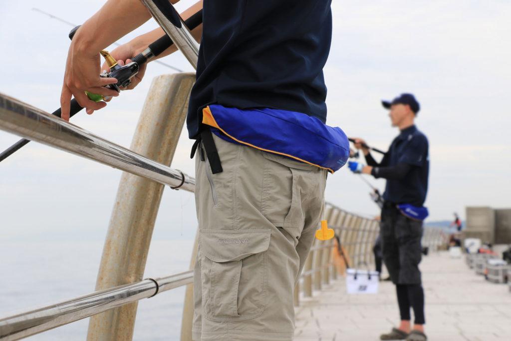 東京湾の釣り場探しが楽しめた釣りスポット情報共有マップくん
