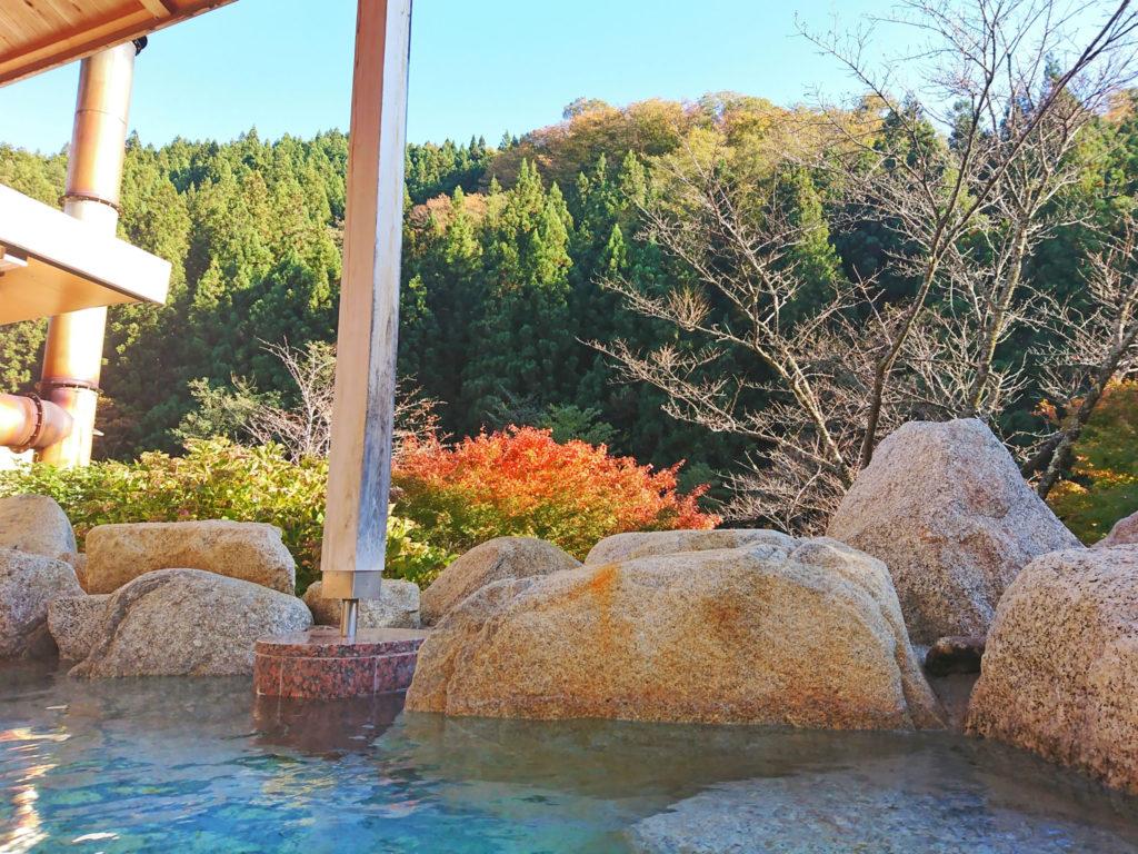 温泉情報共有マップくんを使って伊香保温泉を回ったら、その便利さに感心しました