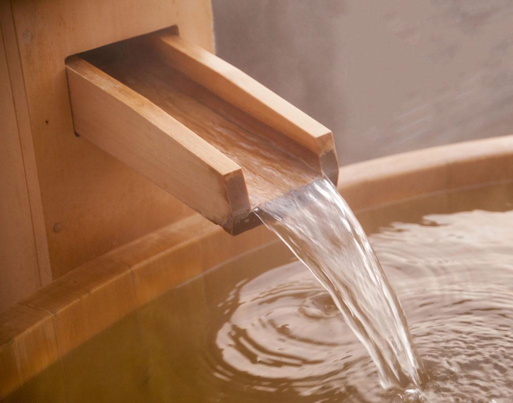 石和温泉に行くときには温泉情報共有マップくんを使っています