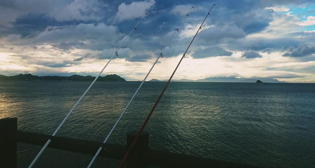 釣りスポット情報共有マップくんで横浜付近の釣り場を探る2