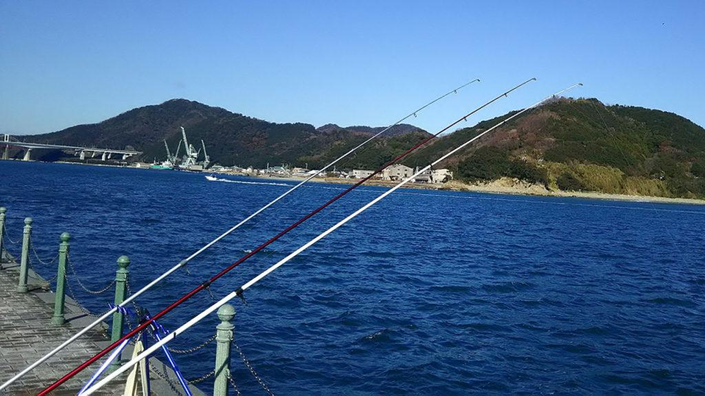 釣りスポット情報共有マップくんを使って紀伊半島の釣りを満喫しました。