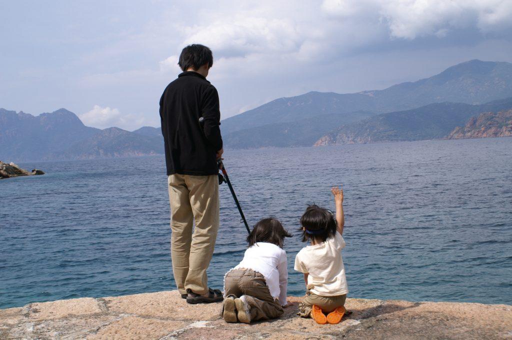 伊豆半島で釣りをする時には釣りスポット情報共有マップくんが便利です