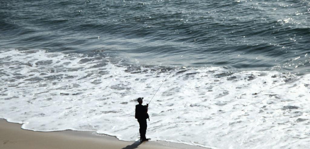 朝から夜まで釣りを楽しむなら「釣りスポット-情報共有マップくん」
