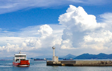 香川県とハマチと「釣りスポット情報共有マップくん」