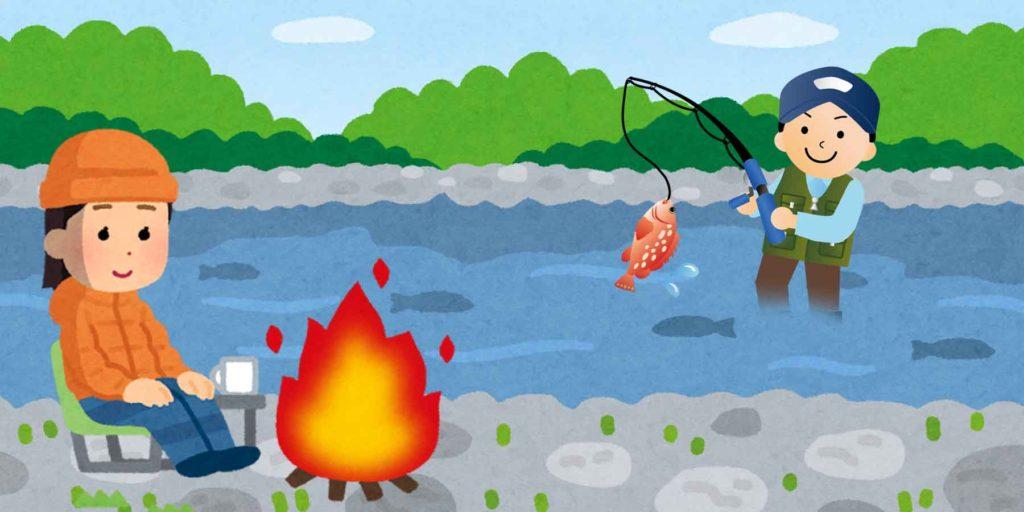 釣りたい魚の場所を導いてくれる「釣り情報共有マップくん」