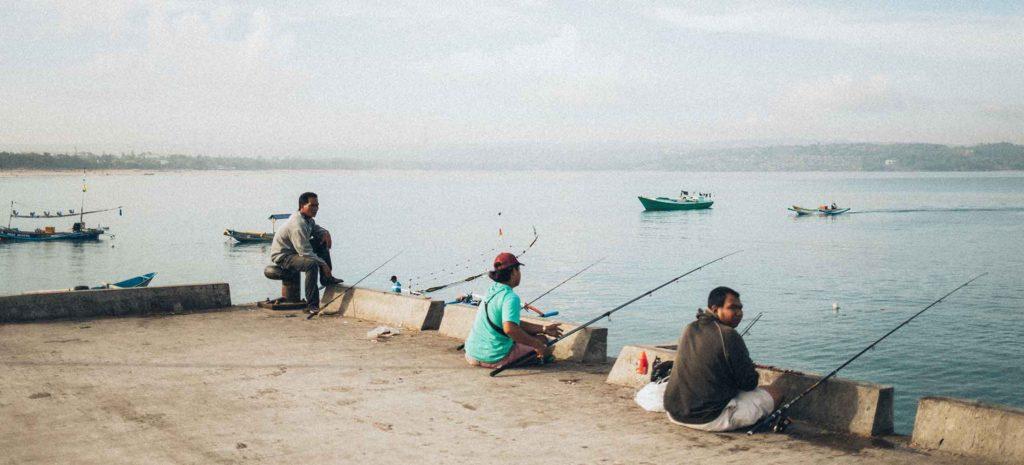 釣り好きには有名な福井県で釣りスポットと出会う「釣りスポット情報共有マップくん」を使って