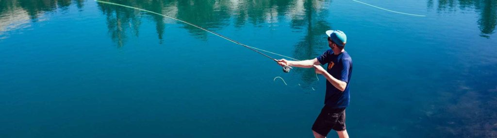 「釣りスポット共有マップくん」で体験教室に参加