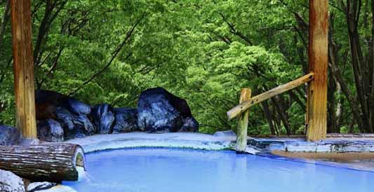 「温泉情報共有マップくん」で登別温泉を巡る