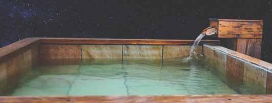 スイートな旅行に「温泉情報共有マップくん」で安心して温泉にも